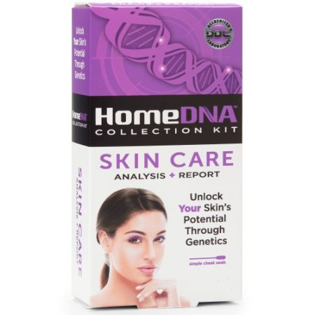 HomeDNA skin care test