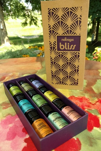 Natrogix Pure Bliss Essential Oils Set