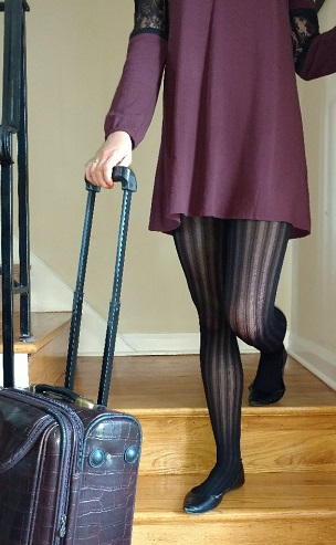 Rock trendy fall tights from Berkshire Hosiery!
