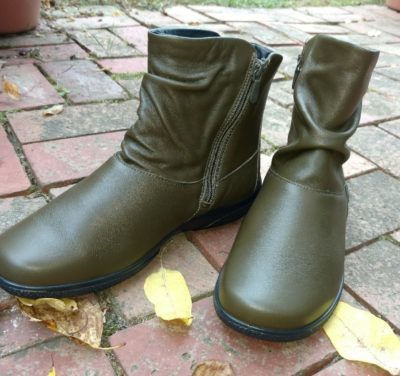 Whisper Boots are slouchy boots for real life
