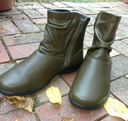 Whisper Boots from Hotter Shoes... real boots for real life!