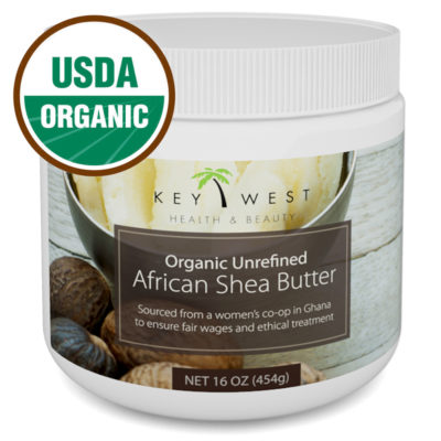 African Shea Butter is 100% organic and only $17.95!