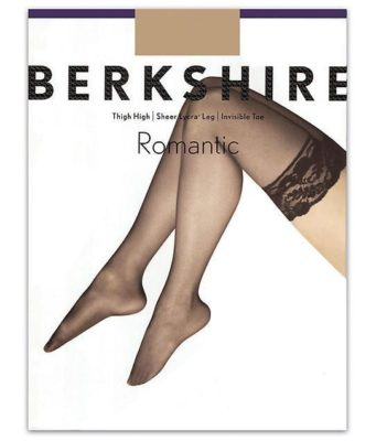 Berkshire Hosiery thigh highs are holiday essentials