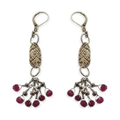 Ellen Lyons Jewelry, Chandeliers Earrings, $49