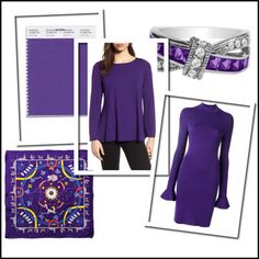 2018 Pantone Color of the Year is Ultra Violet