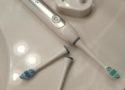 An electric toothbrush keeps pearly whites looking their best!
