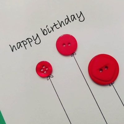Happlee Buttons make craft making and button crafts easy!