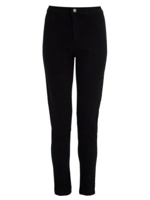 The office dress code has relaxed! These Quiz Clothing black jeans are a perfect choice for a casual, but chic, look!