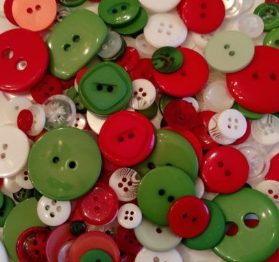 Happlee Buttons make crafts and card making easy and fun!
