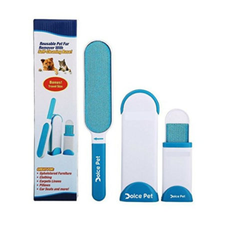 Colce Pet's pet hair and lint remover is my find of the season!