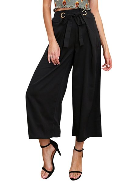 Palazzo pant from Simplee is right on trend for spring and only $20.99!