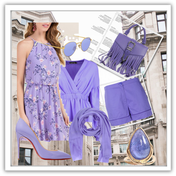 Wearing Lavender: The color of Spring 2018 is universally flattering