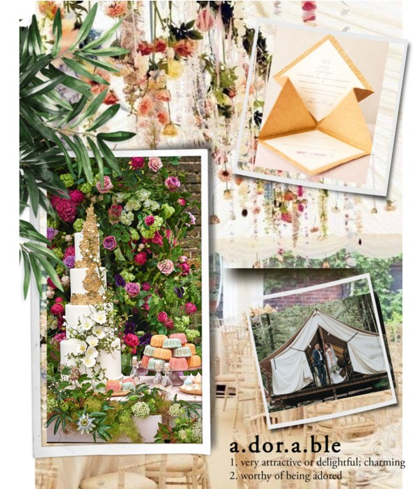 Top 5 Wedding Trends for 2018: The Look of LOVE
