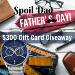 Father's Day gift card giveaway