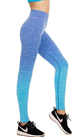 The high elasticity, four way stretch of these high performance leggings also makes them incredibly comfortable. The fabric is both breathable and moisture wicking. But, unlike 100% Cotton versions, they hold up, even with frequent washing.