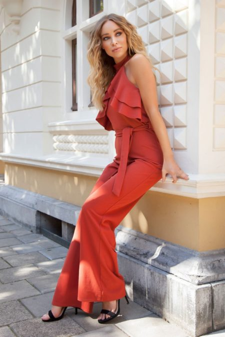 Luxe Saturday night dresses and jumpsuits just in time for fall