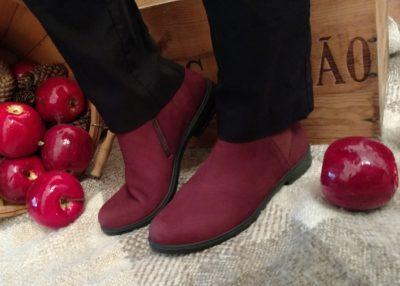 Nubuck Chelsea Boots Kick-Start Fall