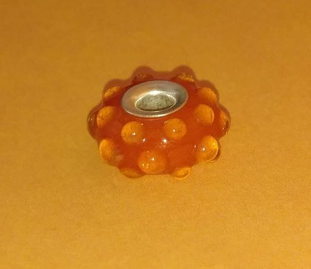 Win this gorgeous Murano glass bead for your chrm bead bracelet