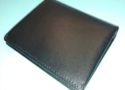 Classic, full grain genuine leather men's wallet by Amelleon is an essential for dads, grads and more!