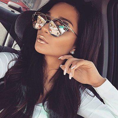 Cat-eye sunglasses from Wear Me Pro