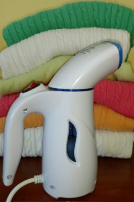 The Stonn Clothing Steamer Is The Fast, Easy Way To Erase Wrinkles And Creases