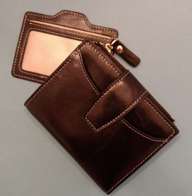 RFID Blocking Women's Wallet is Smart and Chic