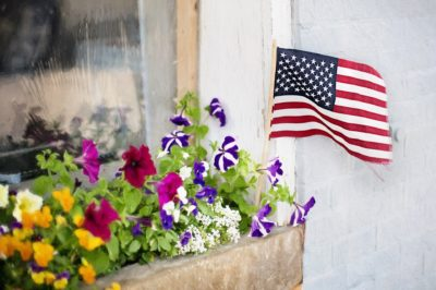 Window Boxes add instant personality and charm to any home's fascade