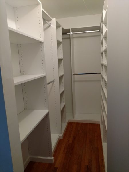 Tips and Tricks for an Oranized Closet Makeover