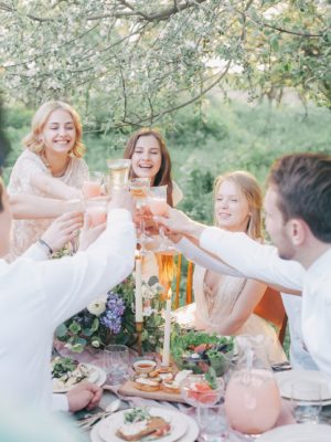 Ideas for the perfect summer party