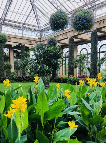 Mid-Atlantic Must-Visit: Longwood Gardens, Voted USA's Best Botanical Garden