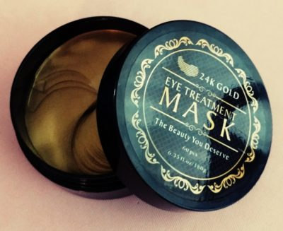 24K Gold Under Eye Masks: The Skincare Gold Standard