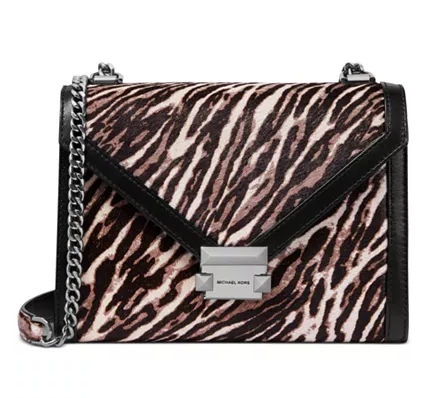 Animal print accessories instantly elevate your style