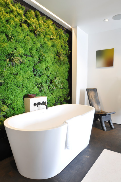 Unique ways to add greenery to your home's interio