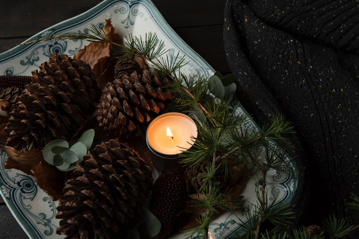 Festive decor ideas for January