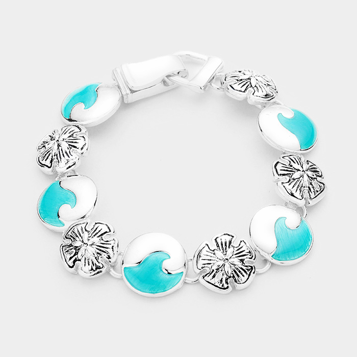 Giveaway! Starfish bracelet from The Salty Spirit