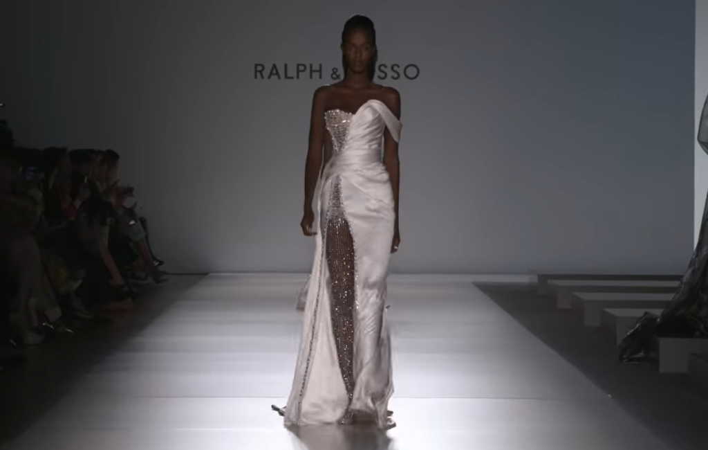 Ralph & Russo Sprin / Summer evening gown inspiration, 2020