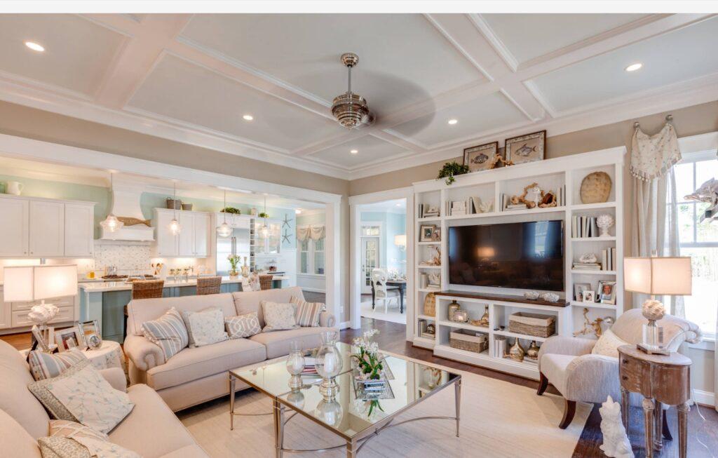 Beach House Style on a Budget: Top Tios