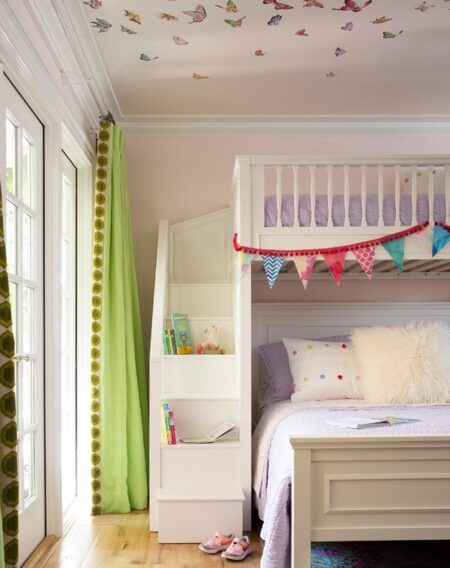 Budget Kids Bedroom Makeover