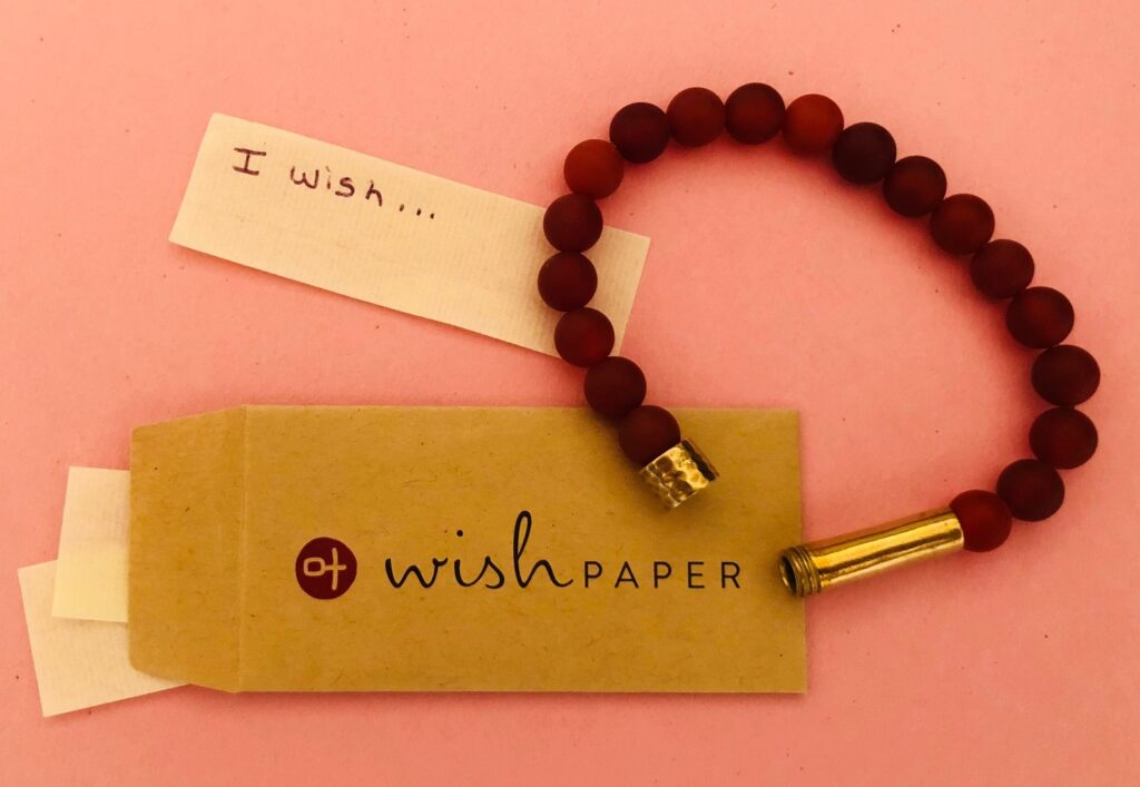 Wishbeads Bracelets: Helping Wishes Come True