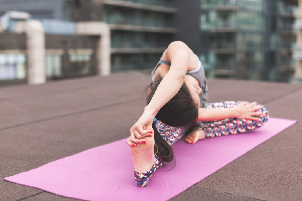 Yoga Pose: Classes On Demand Wherever You Are!